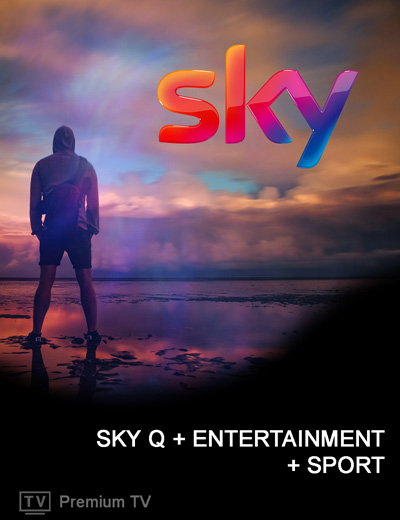 Produkt Box sky Q + Entertainment + Sport